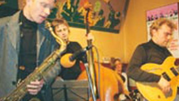 Jonas-Johansen-Quinteto