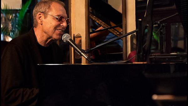 Ben Sidran en el Cafe Central 2012