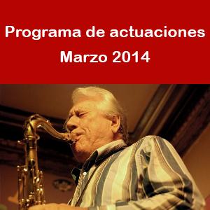 Programa Marzo 2014