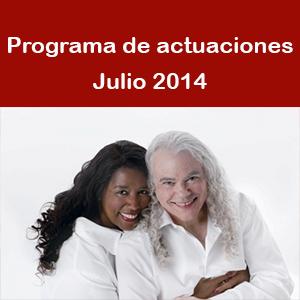 Programa Julio 2014