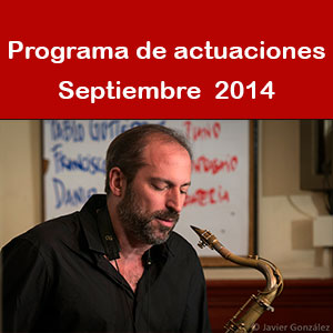 Programa Septiembre 2014
