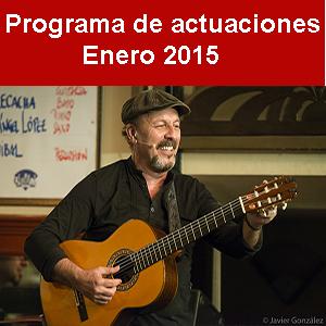 Programa enero 2015