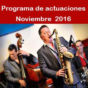 Programa Noviembre 2016
