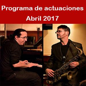 Programa Abril 2017