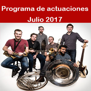 Programa Julio 2017