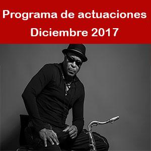 Programa Diciembre 2017