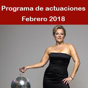 Programa Febrero 2018