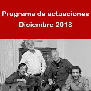 Programa Diciembre