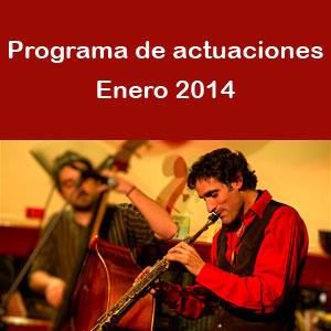 Programa Enero 2014