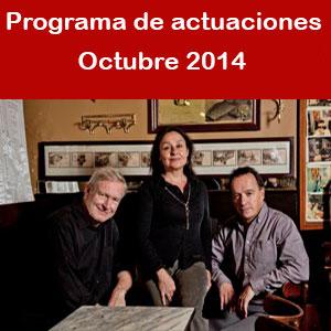 Programa Octubre 2014
