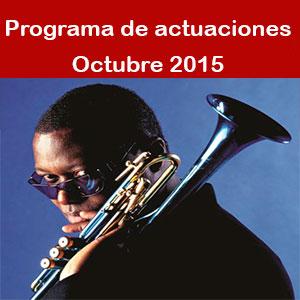 Programa Octubre 2015