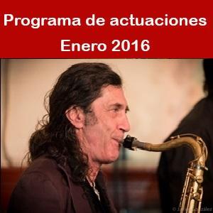 Programa Enero 2016