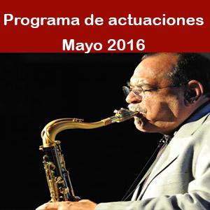 Programa Mayo 2016