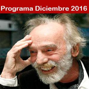 Programa Diciembre 2016