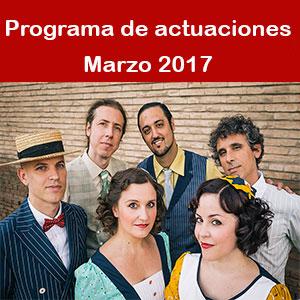 Programa Marzo 2017