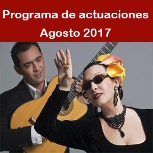Programa Agosto 2017