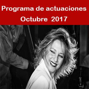 Programa Octubre 2017