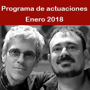 Programa Enero 2018
