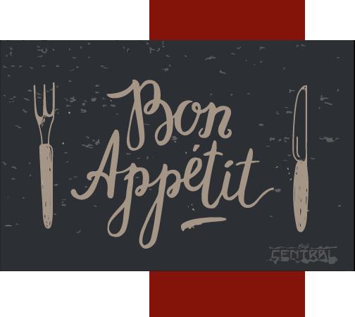 Bon Appetit Central